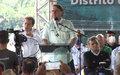 Na ponte do Abunã: Jair Bolsonaro diz que exército jamais irá restringir ir e vir do cidadão