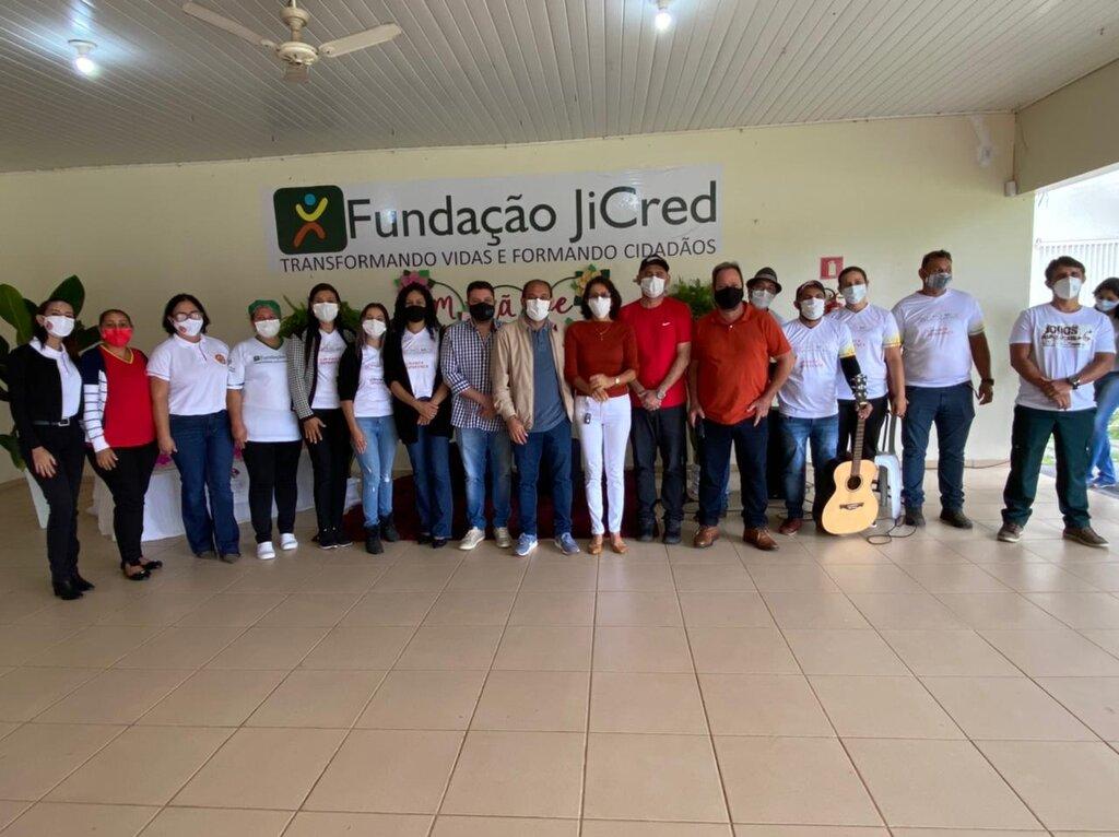 Deputado Laerte Gomes confirma recurso para atender Projeto Sonho Meu de Ji-Paraná - Gente de Opinião