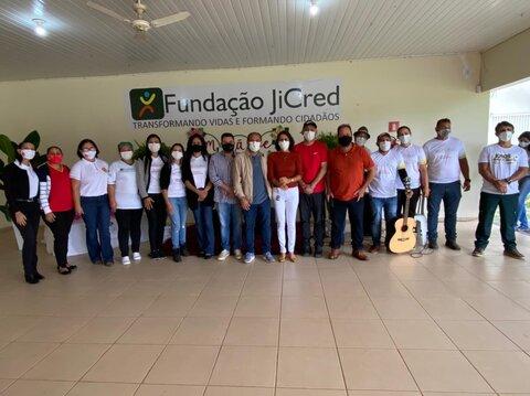 Deputado Laerte Gomes confirma recurso para atender Projeto Sonho Meu de Ji-Paraná