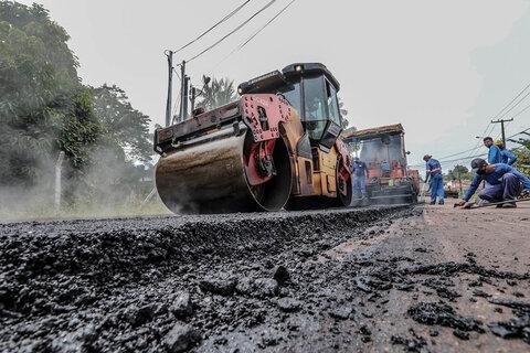 Com mais dias sem chuva, obras de infraestrutura são aceleradas em Porto Velho