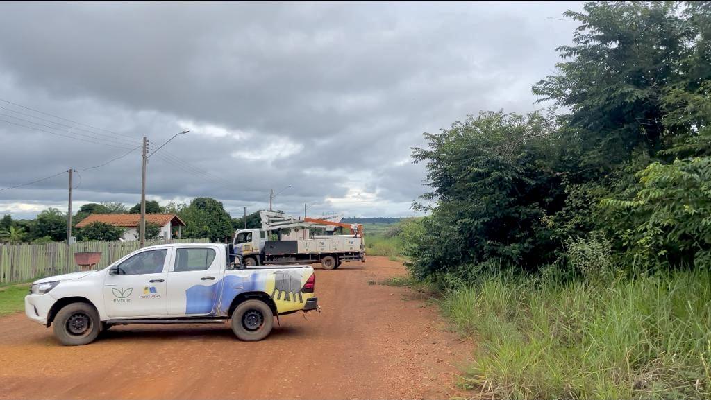Pontos de luz em comunidades e distritos de Porto Velho passam por melhorias - Gente de Opinião