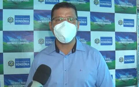 """Governador Marcos Rocha estará em Ariquemes para o lançamento do mega investimento em asfalto através do Projeto """"Tchau Poeira"""""""