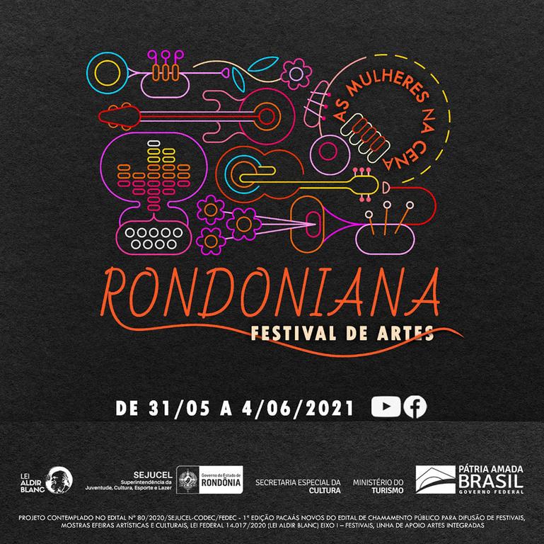 Lenha na Fogueira com a história do bloco Galo da Meia Noite e o Festival Rondoniana de Artes – As Mulheres na Cena - Gente de Opinião