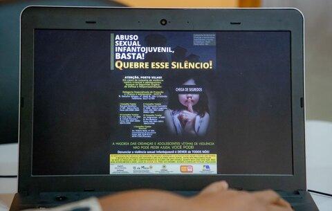 Campanha contra abuso sexual de crianças e adolescentes busca apoio da mídia