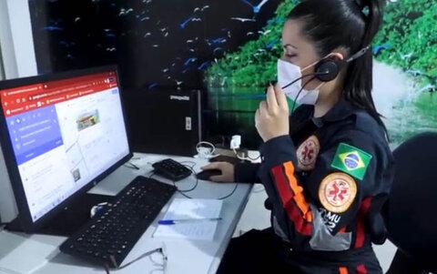 SAMU implanta novo sistema que garante agilidade no atendimento em Porto Velho