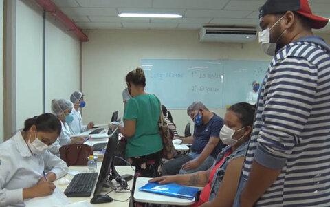 Vacinação do grupo com comorbidades continua com baixa procura em Porto Velho