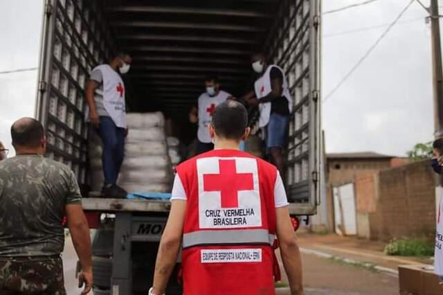Em atendimento a pedido da deputada Mariana Carvalho, Cruz Vermelha realiza ação em Rondônia nesta semana  - Gente de Opinião