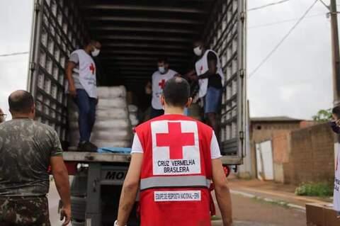 Em atendimento a pedido da deputada Mariana Carvalho, Cruz Vermelha realiza ação em Rondônia nesta semana