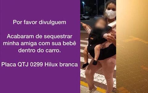 Polícia prende suspeito de sequestro após roubo de caminhonete em Porto Velho