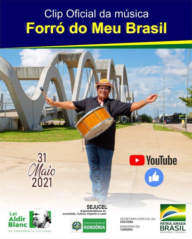 Lenha na Fogueira com a música e o clipe de 'Vai Passar' e o Forró do Meu Brasil - Gente de Opinião