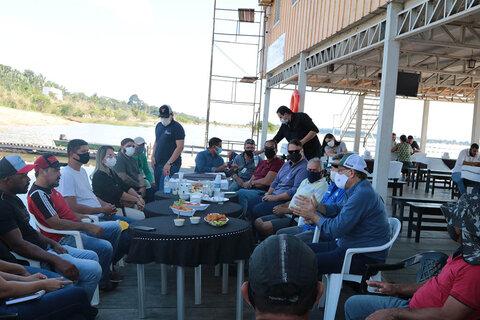 Sebrae reúne entidades e comunidade para debater portal turístico em Jaci Paraná