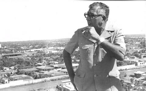 100 anos de Teixeirão, o mais popular Governador da história de Rondônia