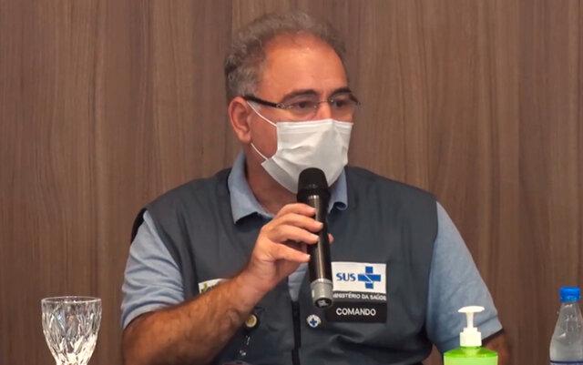 Ministro da Saúde anuncia reforço de vacinas para Rondônia - Gente de Opinião