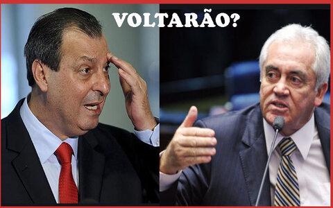 Aziz e Alencar são dois dos 15 senadores que podem tentar a reeleição + Vacinas aplicadas, mas sem informação + Gangues instauram tribunal do crime