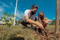 Na Semana do Meio Ambiente, Skate Park ganha plantio de mudas