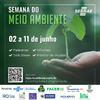 Programação da Semana do Meio Ambiente do Sebrae segue com grandes conteúdos