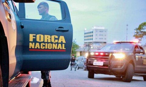 Força Nacional começa a atuar no combate ao crime organizado no Amazonas