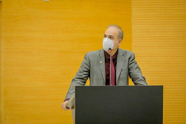 Deputado Alan Queiroz destaca termo de compromisso entre Governo do Estado e Prefeitura para parceria em prol do programa Tchau Poeira e nova Rodoviária de Porto Velho - Gente de Opinião