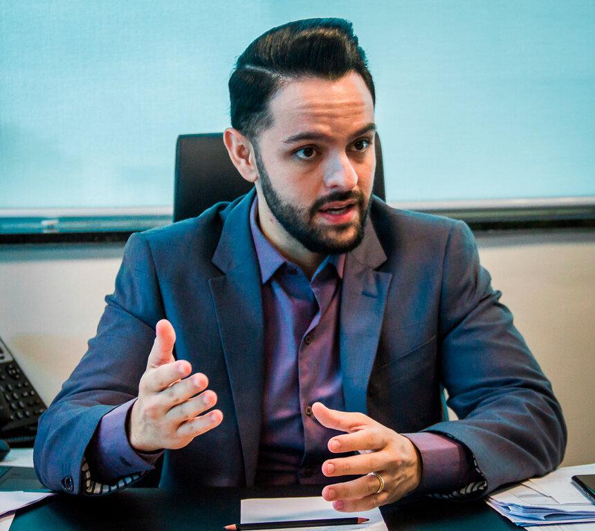 Justiça reconduz Junior Gonçalves ao comando da Casa Civil do Governo de Rondônia - Gente de Opinião