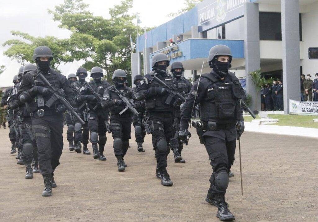 Segurança de Rondônia é reforçada com entrega de extra legado da Força Nacional - Gente de Opinião