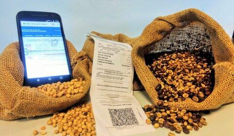Nota Fiscal Eletrônica pode ser emitida pelo produtor rural em substituição à Nota Fiscal Avulsa; novo decreto está em vigor