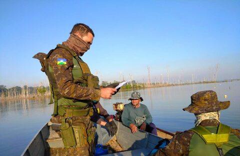 Sedam orienta profissionais do setor pesqueiro quanto às sanções e condutas para coibir a pesca predatória em Rondônia