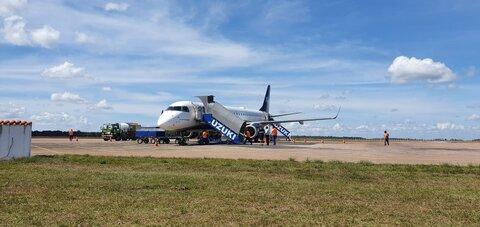 Obras no aeroporto de Vilhena proporcionam retorno de voos para o município
