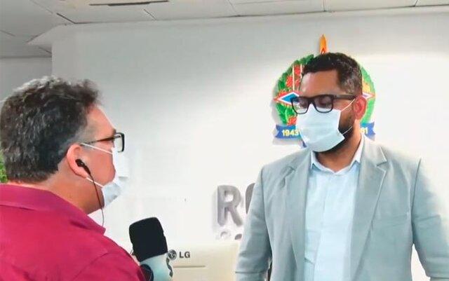 Procurador do Estado de Rondônia fala do movimento da PM - Gente de Opinião
