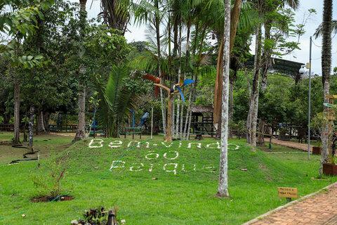 Lenha na fogueira com Por detrás daquelas cartas e reabertura do Parque Natural de Porto Velho