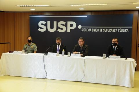Ministério da Justiça oficialmente inicia a ação conjunta denominada Operação Rondônia