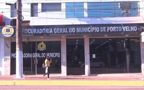 Procuradores devem entrar com ação judicial contra o prefeito de Porto Velho