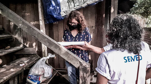 Campanha busca ajudar alunos que não participam das atividades escolares remotas