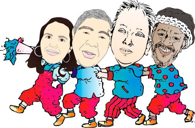 Lenha na Fogueira com o Vai La Sabido e  Mauricio de Sousa - Gente de Opinião