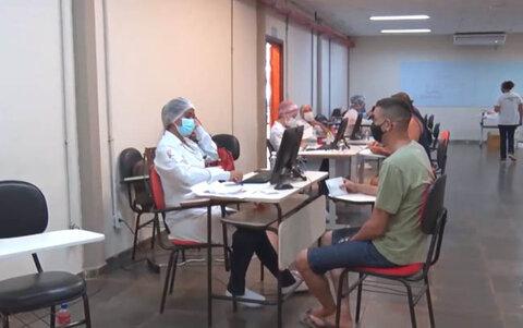 Expectativa é que a vacinação acelere em Porto Velho