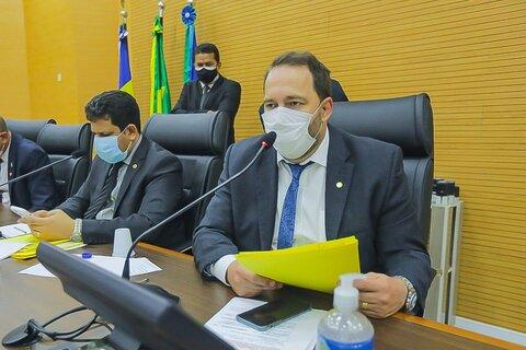 Presidente Alex Redano acompanha trabalho do Governo para a retomada das cirurgias eletivas