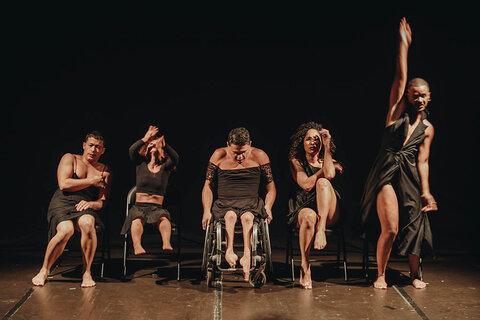 Lenha na Fogueira com a véspera de São João e o Palco Virtual tem pré-estreia de dança do coletivo CIDA sobre o amor
