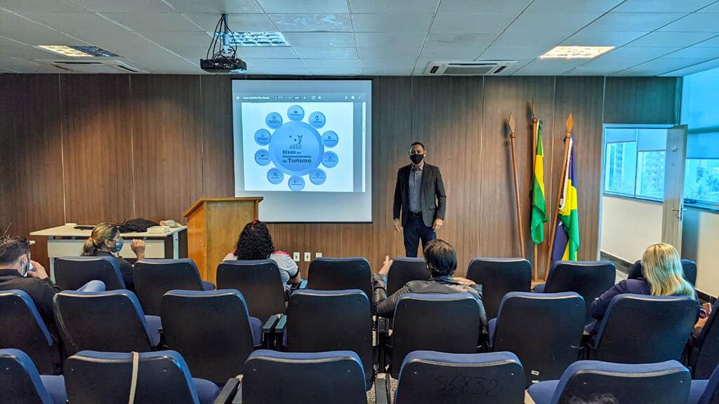 Setur promove 2º edição do Workshop com Guias: Turismo e Cultura de Rondônia - Gente de Opinião