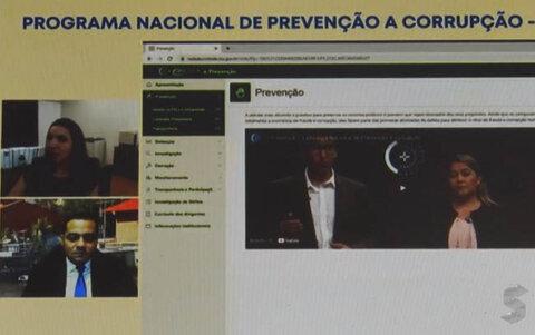 Programa de prevenção e combate à corrupção é lançado em Rondônia