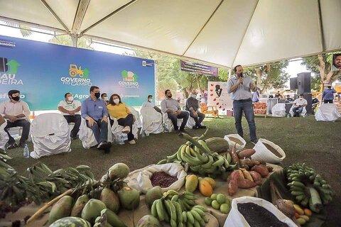 Presidente Alex Redano acompanha ação do Governo em Alta Floresta D'Oeste