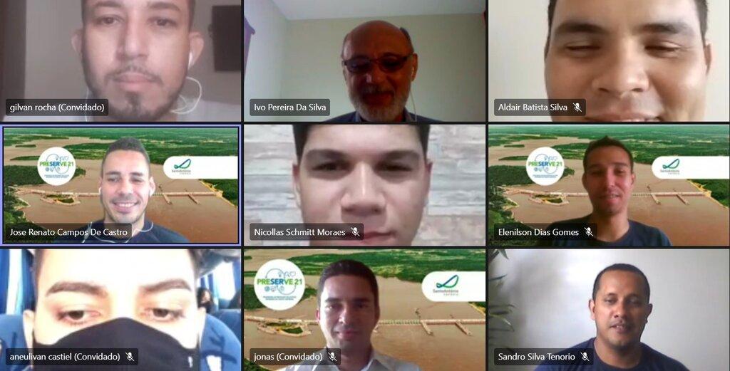 Hidrelétrica Santo Antônio prioriza mão de obra de Rondônia na contratação de novos operadores - Gente de Opinião
