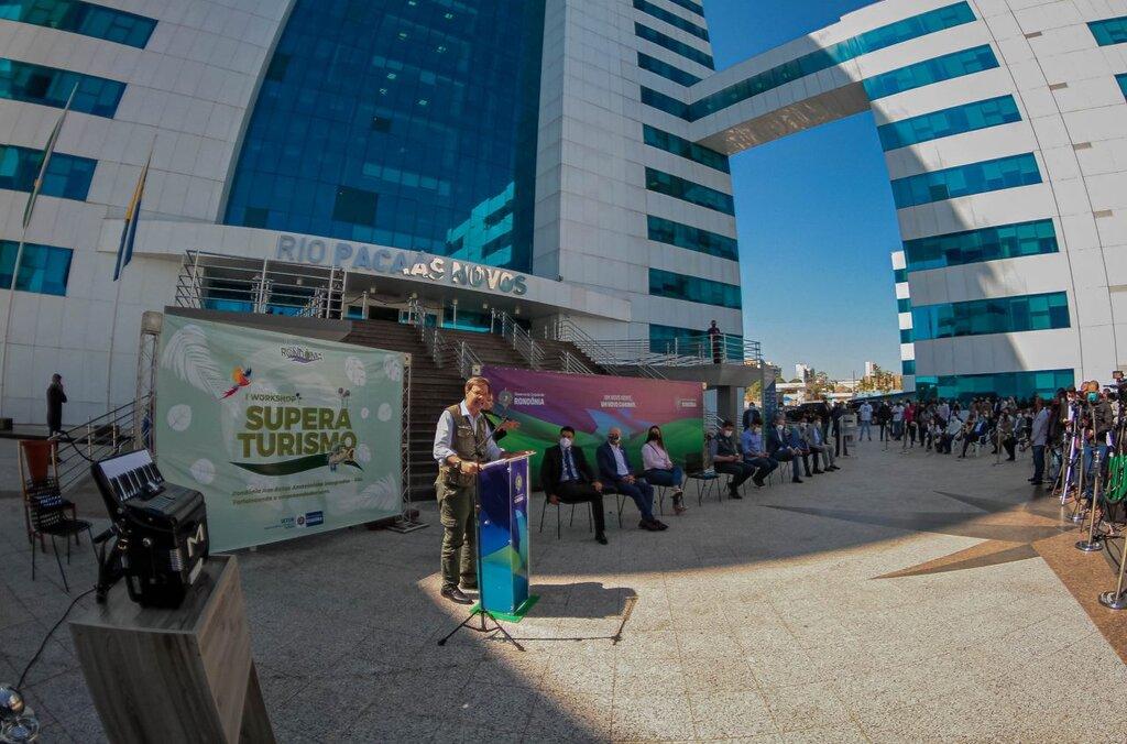 Durante a solenidade de abertura do I Workshop Supera Turismo, o Ministério do Turismo (MTur) destacou investimentos - Gente de Opinião