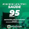 Prefeitura de Rolim de Moura anuncia teste seletivo com 95 vagas na área de saúde