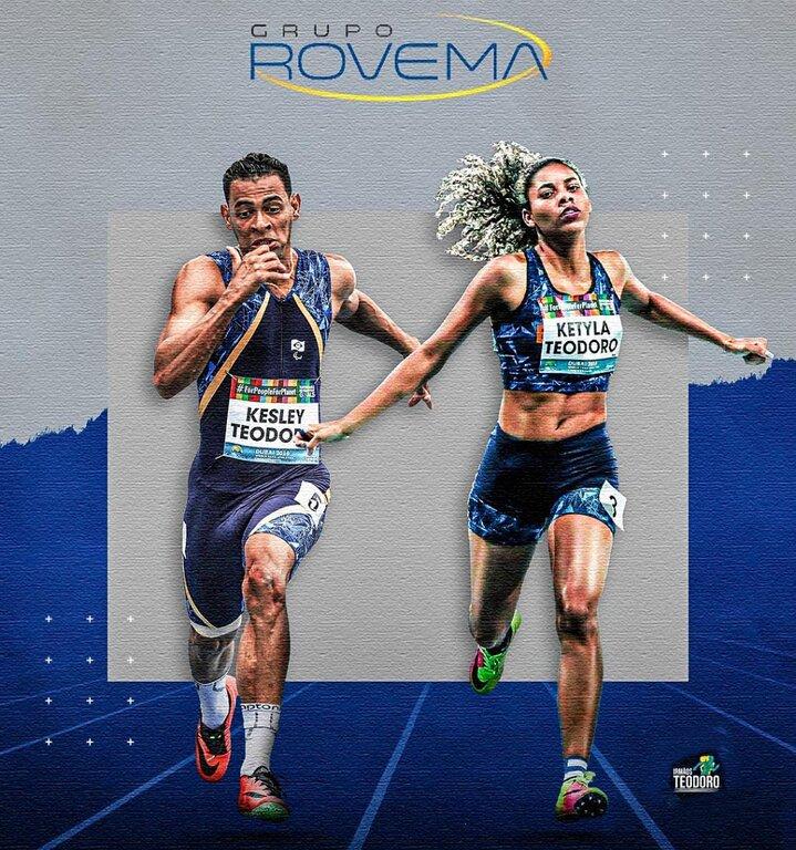 Jogos Paralímpicos de Tóquio: Grupo Rovema é patrocinador de paratletas de Rondônia  - Gente de Opinião