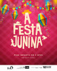 FESTA JUNINA - Projeto Caixa Mágica apresenta texto teatral infantil