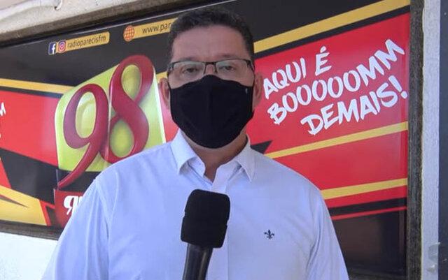 Governador Marcos Rocha, no Papo de Redação, falou sobre vacinas, educação e Pronto Socorro - Gente de Opinião