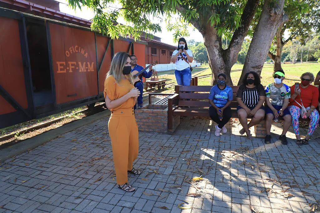 Grupo conheceu atração e obras de revitalização realizadas pela Prefeitura - Gente de Opinião