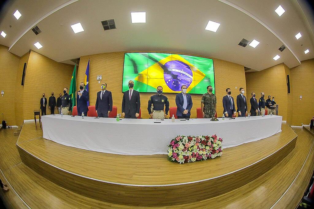 Presidente Alex Redano prestigia a posse do novo superintendente da PRF em Rondônia - Gente de Opinião