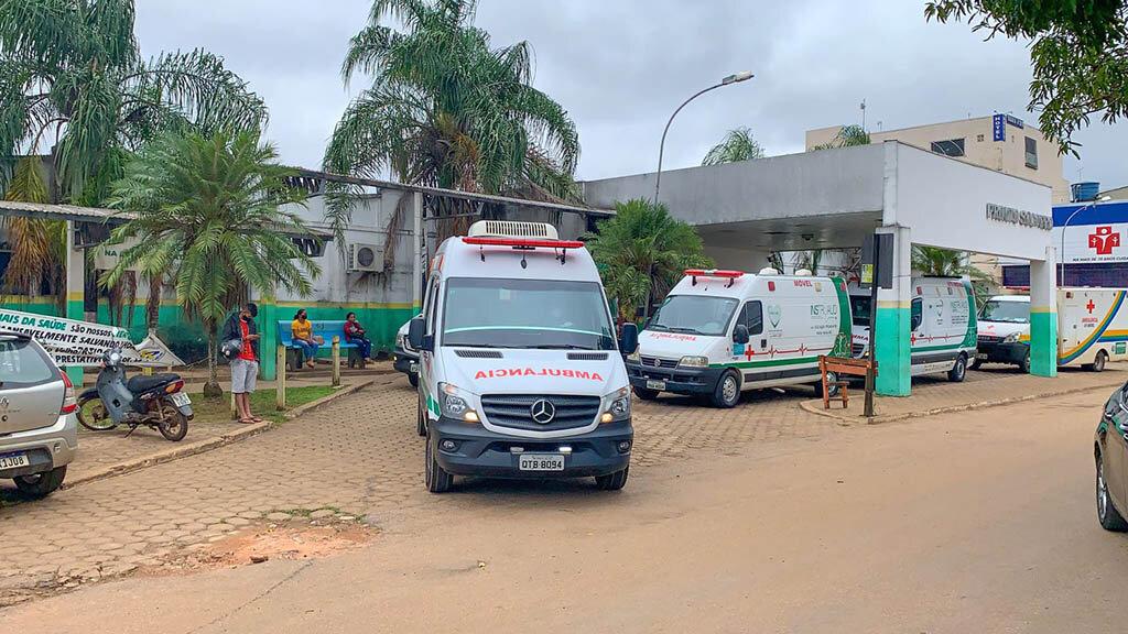 Equipes médicas têm atuado na transferência de pacientes do Pronto Socorro João Paulo II para outras unidades hospitalares - Gente de Opinião