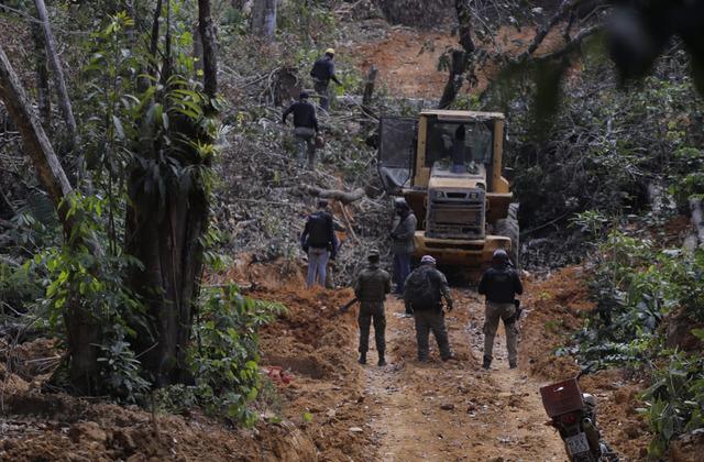 Governo de Rondônia atua em parceria com Exército Brasileiro durante Operação Samaúma