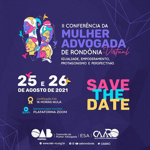OAB prepara maior evento voltado para as mulheres advogadas de Rondônia - Gente de Opinião